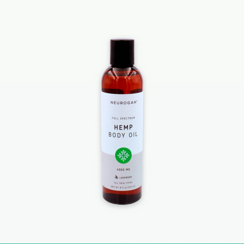 Neurogan Body Oil 4000