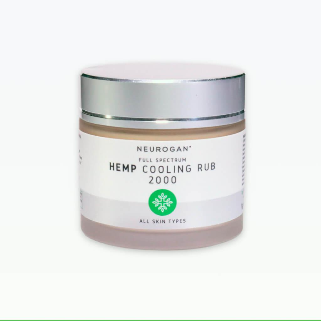 Neurogan Cooling Rub 2000