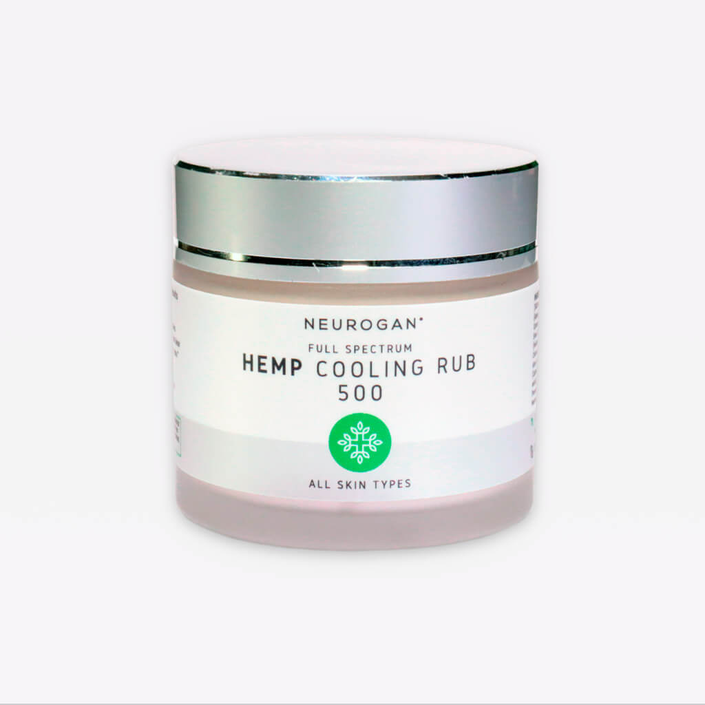 Neurogan Cooling Rub 500